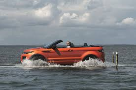 2017 range rover evoque convertible is a go anywhere droptop