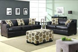 ottoman and matching pillows ottoman and matching pillows couches with ottomans bonded leather