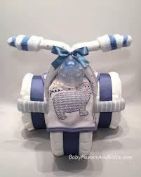 diper cake tricycle cake babyfavorsandgifts