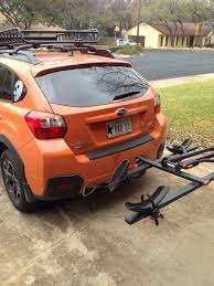 subaru xv crosstrek lifted review of tork lift eco hitch for xv with install notes