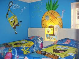kids bedroom decorating ideas spongebob squarepants theme kids room decorating ideas