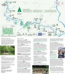 Kayak Map Tualatin River Water Trail Tualatin Riverkeepers