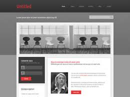 free bootstrap templates for government free government website templates 10 free css