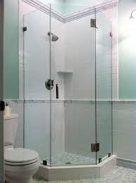 38 Neo Angle Shower Door Backyards Frameless Neo Angle Shower Enclosures Doors Menards