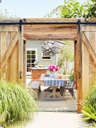 backyard decorating inspiration from a california home hgtv