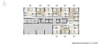 st regis residences singapore floor plan noble recole explore limitessly