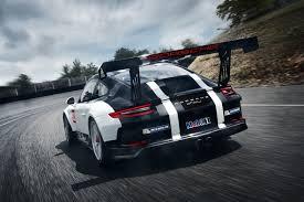porsche race cars porsche u0027s ubiquitous 911 gt3 cup race car gets an upgrade to 485 hp