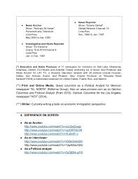 Two Column Resume Columnist Resume 2 22 Contemporary Resume Templates Free Download