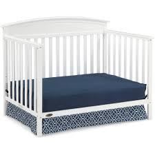 Graco Stanton Convertible Crib by Graco Benton 5 In 1 Convertible Crib White Walmart Com