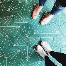 Kitchen Floor Tile Designs Images by The 25 Best Hexagon Tiles Ideas On Pinterest Traditional Trends