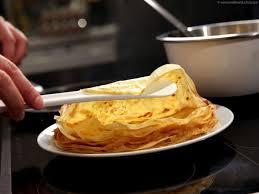 cuisine crepe la pâte à crêpes technique de base en cuisine en vidéo recettes