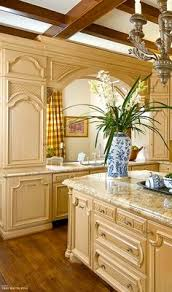 Traditional French Kitchens - classic french kitchen beautiful would love the cabinets in a
