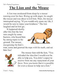 free printable kindergarten reading comprehension worksheets for 1st