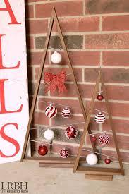 knock crate barrel ornament trees ornament tree crates