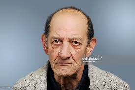 old man grumpy old man stock photos and pictures getty images