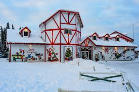 santa claus house north pole ak what is santa s rent rent jungle