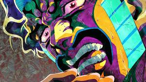 Jo Jo Design Jojo U0027s Bizarre Adventure And Figuration Libre Thoughts On Anime