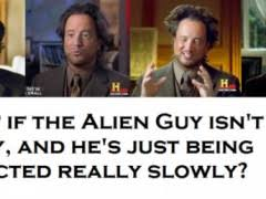 Ancient Alien Guy Meme - download ancient aliens guy super grove