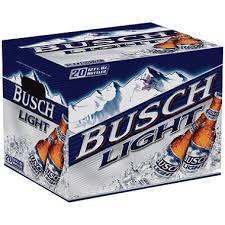 busch light aluminum bottles busch light beer 12 fl oz bottle 20 pk sam s club