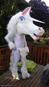 Unicorn Costume Diy Unicorn Costume