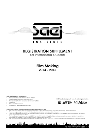 new zealand international student film enrolment form