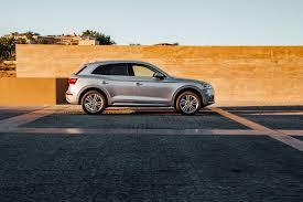 Audi Q5 Body Kit - first drive 2018 audi q5