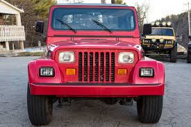 1991 jeep wrangler vehicle of the week jeep wrangler yj renegade go4x4it a
