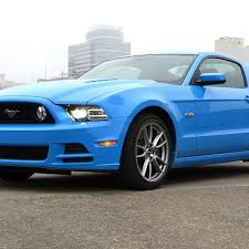 the with the blue mustang 2013 ford mustang review ford mustang ford and cars