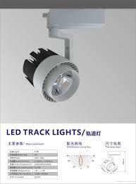 spot lighting for kitchens 2017 rail led tracking lights fashion store led spotlight epistar