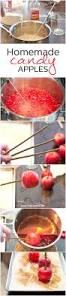 how to make candy apples a step by step guide
