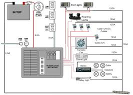lovely camper trailer wiring diagram 84 on john deere wiring