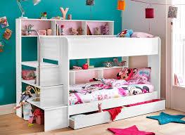 Bunk Bed White Lydia Bunk White Dreams