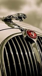 classic jaguar ornament cool cars motor bikes