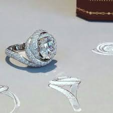 Cartier Wedding Rings by The 25 Best Cartier Wedding Rings Ideas On Pinterest Cartier