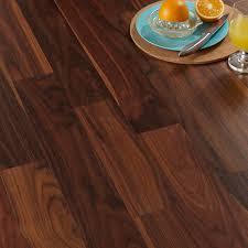 B Q Laminate Flooring Offers Walnut Effect High Gloss Laminate Flooring Thefloors Co