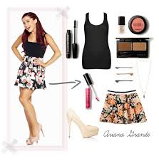 Ariana Grande Costumes Halloween 110 Fashion Images Inspired