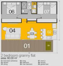 Garage Floor Plan Designer Best 25 Granny Flat Plans Ideas On Pinterest Granny Flat Small