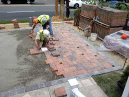 Lowes Polymeric Paver Sand by Paver Driveways Archive The Garage Journal Board