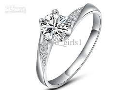 womens engagement rings silver and diamond ring silver engagement rings product categories