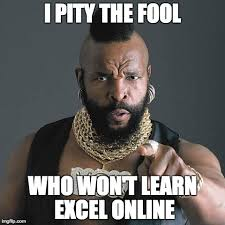 What Is A Meme Exle - is skillshare s excel class useful read reviews keycuts