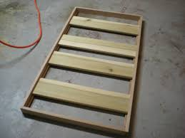 How To Make A Crib Mattress How To Build A Crib Part 1 Toolmonger