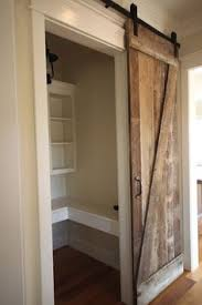 modern barn doors an easy solution to awkward entries modern