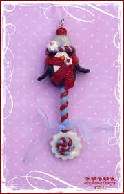 151 best poly clay christmas images on pinterest polymer clay