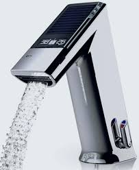 sensor kitchen faucet home architecture