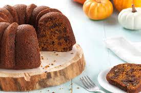 Libbys Pumpkin Muffins Cake Mix by Pumpkin Chocolate Chip Cake Recipe King Arthur Flour