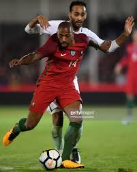 Portugal Football Flag Portugal Vs Saudi Arabia International Friendly Photos And