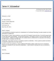 Covering Letter For Resume Samples by Sample Cover Letter For Nurses With Experience