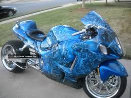 tricked out motorcycles tricked out 2005 suzuki hayabusa