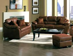 Viewpoint Leather Sofa by Furniture Clearance Center Upholstered