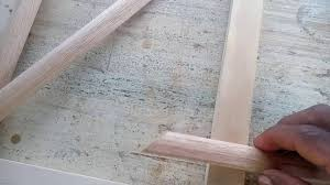glass panels for cabinet doors how to make a glass panel plywood cabinet door youtube